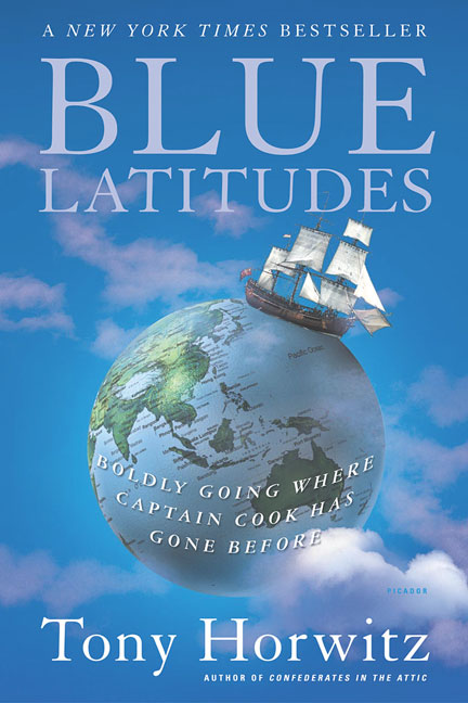 Blue Latitudes By Horwitz, Tony
