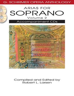 Arias for Soprano By Hal Leonard Publishing Corporation (COR)/ Larsen, Robert L. (EDT)
